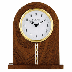 Hampton Mantel Clock by Bulova