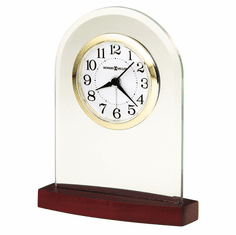 Hansen Quartz Alarm Table Clock by Howard Miller