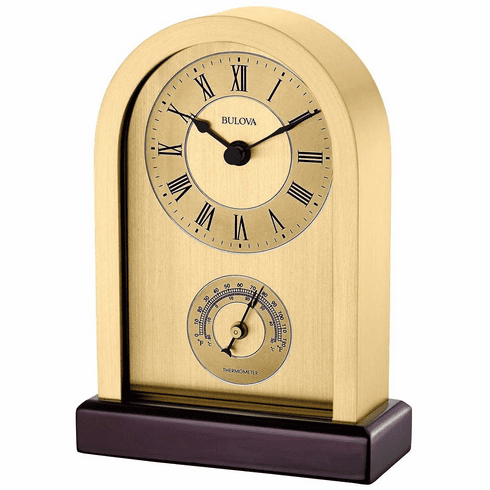 Harding Mantel Clock by Bulova