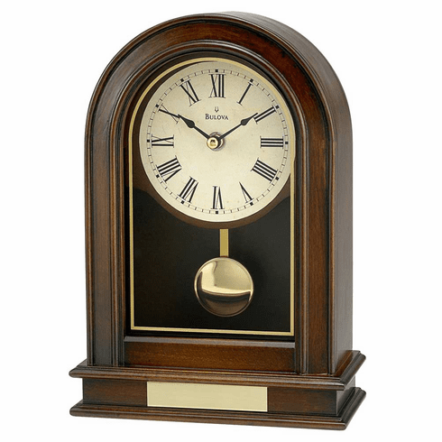 Hardwick Mantel Clock by Bulova