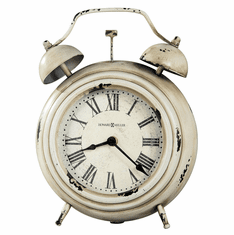 Harriet Quartz Mantel Clock by Howard Miller