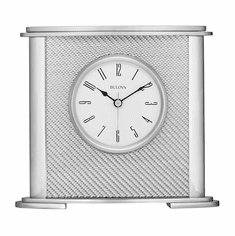 Hewitt Mantel Clock by Bulova