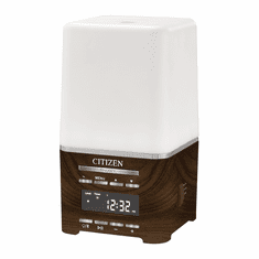 Highlands Aromatherapy Bluetooth Alarm Clock by Citizen