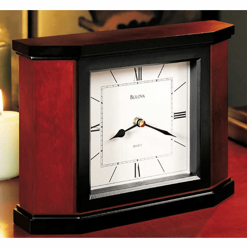 Holyoke Mantel Clock by Bulova