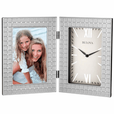 Image Mantel Clock by Bulova