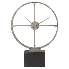 Janya Mantel Clock by Uttermost
