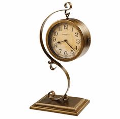 Jenkins Quartz Mantel Clock by Howard Miller
