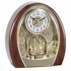 Jessica Mantel Clock by Hermle