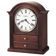 Kayla Quartz Mantel Clock  by Howard Miller