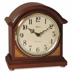 Klein Mantel Clock Dual Chime by Hermle