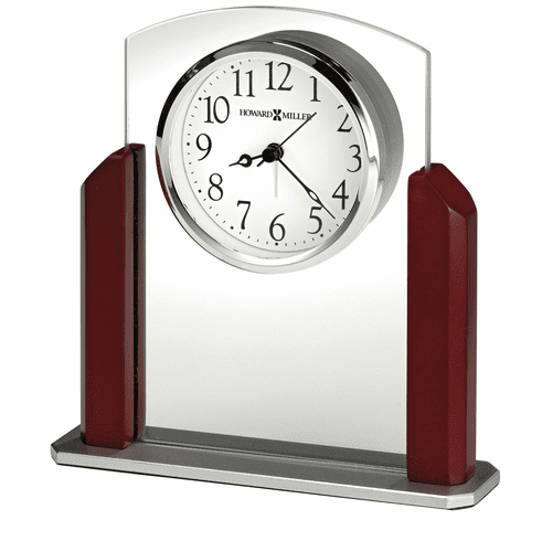 Landon Quartz Alarm Clock by Howard Miller