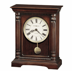 Langeland Quartz Mantel Clock  by Howard Miller