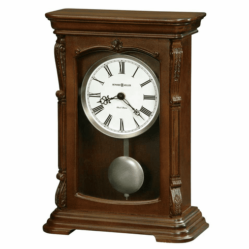 Lanning Quartz Mantel Clock by Howard Miller
