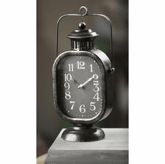 Lantern Table Clock by Manual Woodworkers and Weavers