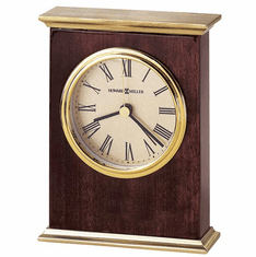 Laurel Alarm Mantel Clock by Howard Miller