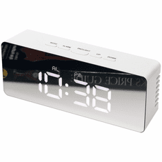 Le Petit R Alarm Clock by Infinity Instruments