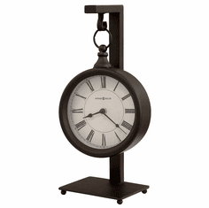 Loman Mantel Clock by Howard Miller