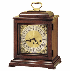 Lynton Key Wound Mantel Clock by Howard Miller
