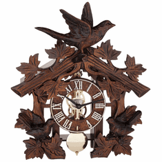 Manfred Mantle Clock by Hermle