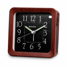Manor Alarm Clock by Bulova
