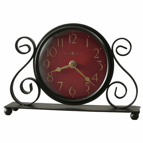 Marisa Quartz Mantel Clock by Howard Miller