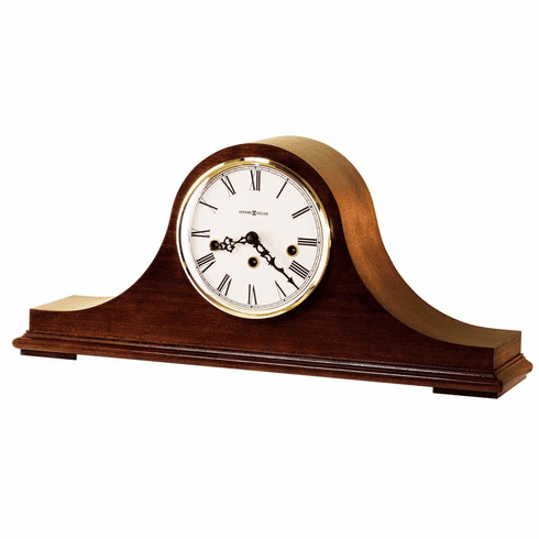 Mason Key Wound Mantel Clock by Howard Miller