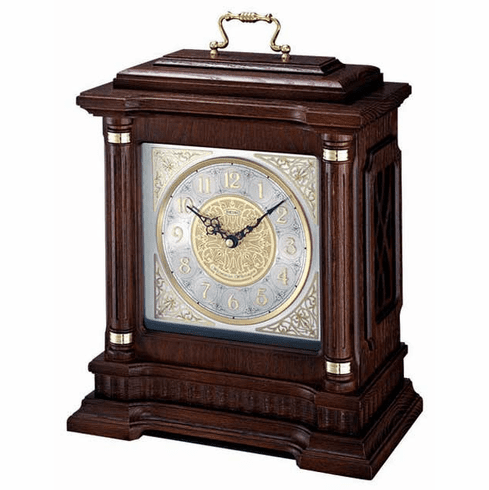 Medfield Mantle Clock by Seiko