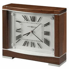 Megan Quartz Mantel Clock  by Howard Miller