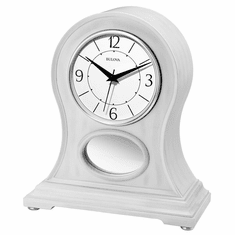 Merrick Bluetooth Enabled Mantel Clock by Bulova