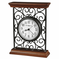 Mildred Alarm Mantel Clock by Howard Miller