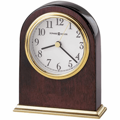 Monroe Quartz Mantel Clock by Howard Miller