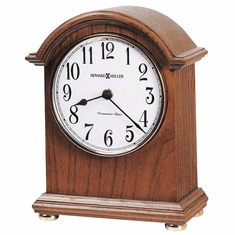Myra Quartz Mantel Clock  by Howard Miller