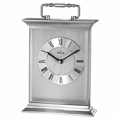 Newport Mantel Clock by Bulova