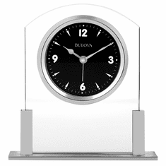 Newton Alarm Clock by Bulova