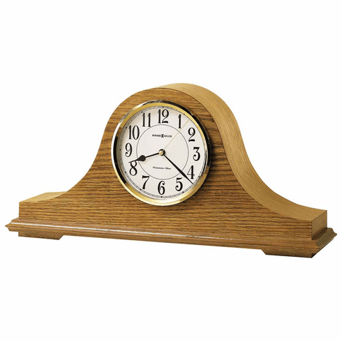 Nicholas Quartz Mantel Clock  by Howard Miller