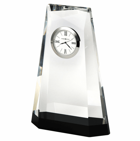 Noble Table Clock by Howard Miller