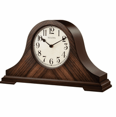 Norwalk Mantel Clock by Bulova