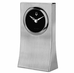 Obelisk Mantel Clock by Bulova