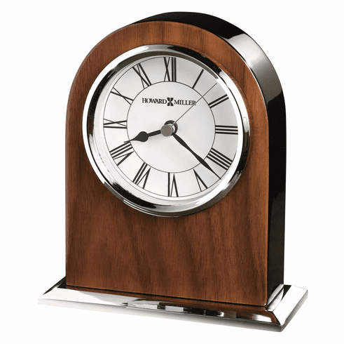 Palermo Table Clock by Howard Miller