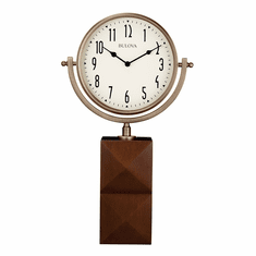 Park Avenue Mantel Clock by Bulova
