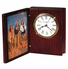 Portrait Book II Quartz Mantel Clock by Howard Miller