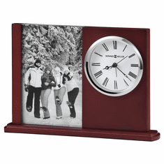 Portrait Caddy II Photo Alarm Clock by Howard Miller