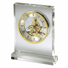 Prestige Quartz Mantel Clock by Howard Miller