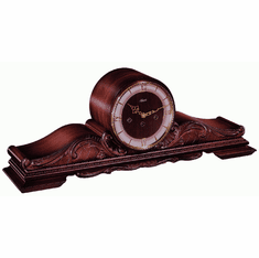 Queensway Mantel Clock by Hermle