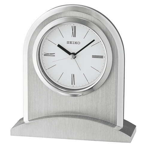 Quis Alarm Table Clock by Seiko