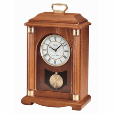 Raymond Mantel Clock by Seiko