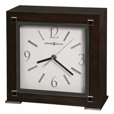 Reese Quartz Mantel Clock by Howard Miller