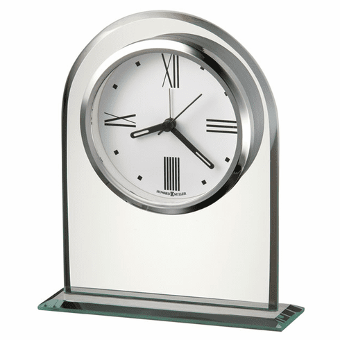 Regent Alarm Table Clock by Howard Miller
