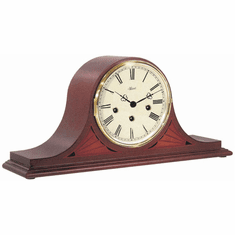 Remington Keywound Triple Chime Mantel Clock by Hermle