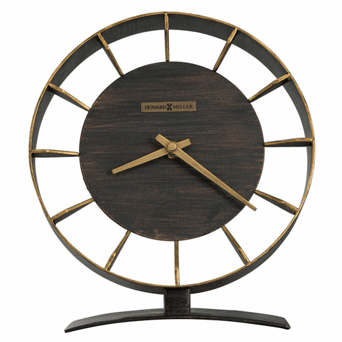 Rey Quartz Mantel Clock by Howard Miller